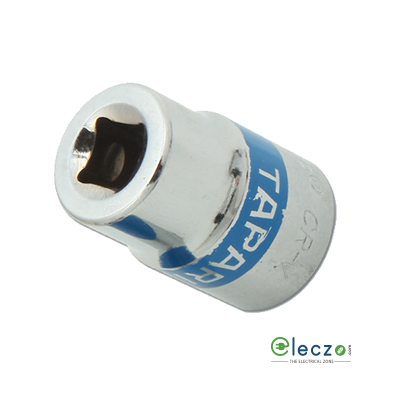 Taparia Hexagonal Socket Square Drive, Size 8 mm