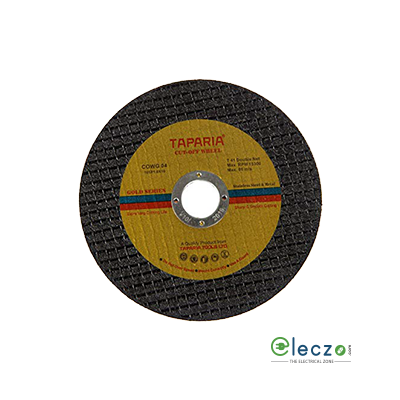 Taparia Cut Of Wheel, 105 x 1.0 x 16 mm