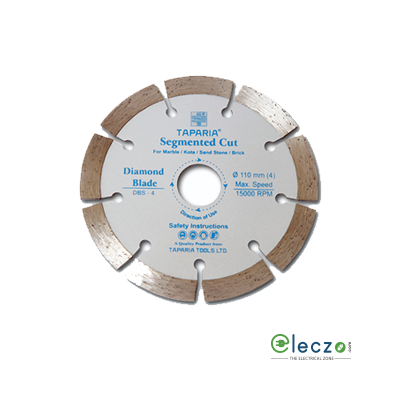Taparia Diamond Cutting Blade, 110 mm