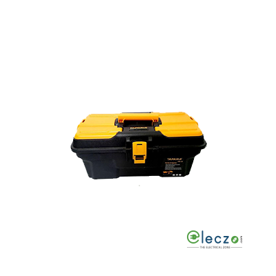 Taparia Plastic Tool Box With Organizer, Box Size 195 mm H, 240 mm W, 435 mm L