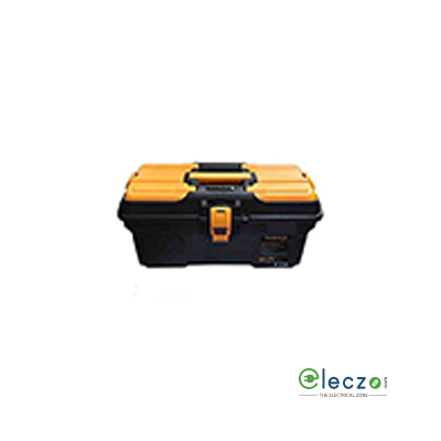 Taparia Plastic Tool Box With Organizer, Box Size 290 mm H, 340 mm W, 585 mm L