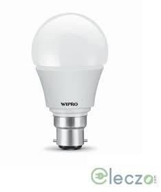 Wipro Garnet LED Bulb Light 7 W, Cool White