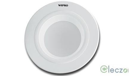 Wipro Garnet LED Down Light 7 W, Neutral White, Round