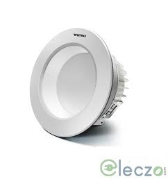 Wipro Garnet LED Down Light 10 W, Warm White, Round