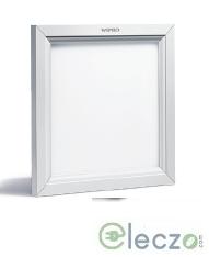 Wipro Garnet Slim Panel Light 13 W, Neutral White, Ceiling Mounted